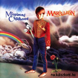 Marillion - Misplaced Childhood (Deluxe Edition) 4CD + Blu-ray