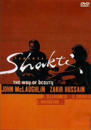 J. McLaughlin,  Z. Hussain,  V. Selvaganesh,  U. Shrinivas,  S. Mahadevan - Remember Shakti DVD