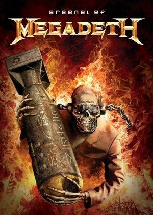 Megadeth - Arsenal of Megadeth 2 DVD