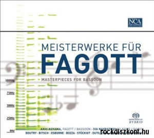Meisterwerke für Fagott SACD