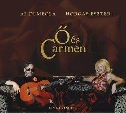 Horgas Eszter - Al Di Meola - Ő és Carmen CD