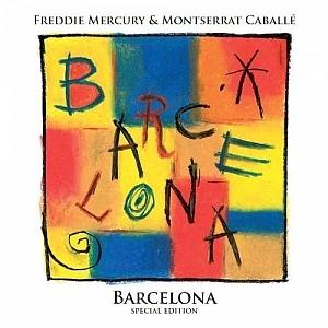 Freddie Mercury & Montserrat Caballé - Barcelona (2012 remaster & remake) 3CD+DVD