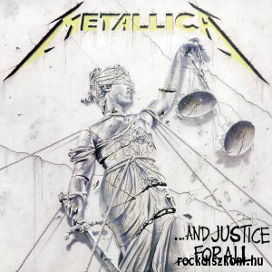 Metallica - ...And Justice For All (180 gram Vinyl) 2LP