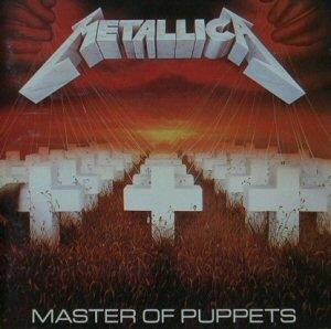 Metallica - Master Of Puppets (180 gram Vinyl) LP