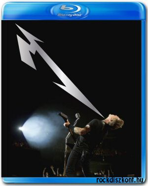 Metallica - Quebec Magnetic BD (Blu-ray Disc)