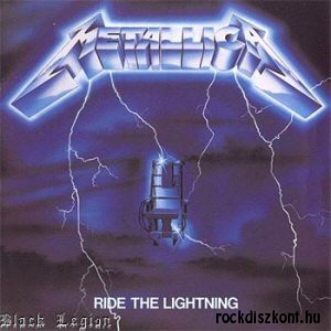 Metallica - Ride The Lightning (Vinyl) LP