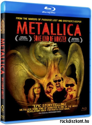 Metallica - Some Kind of Monster (From The Makers Of Paradise Lost and Brothers Keeper) 2Blu-ray