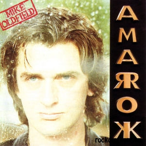 Mike Oldfield - Amarok CD