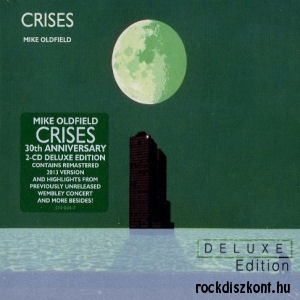 Mike Oldfield - Crises (Deluxe Edition) 2CD