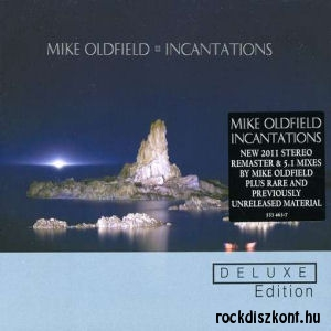 Mike Oldfield - Incantations (Deluxe edition) 2CD+DVD