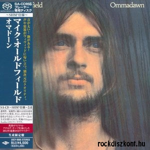 Mike Oldfield - Ommadawn SHM-SACD