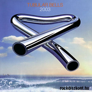 Mike Oldfield - Tubular Bells 2003 CD+DVD