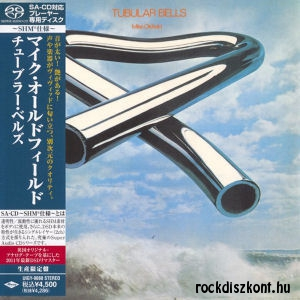 Mike Oldfield - Tubular Bells SHM-SACD