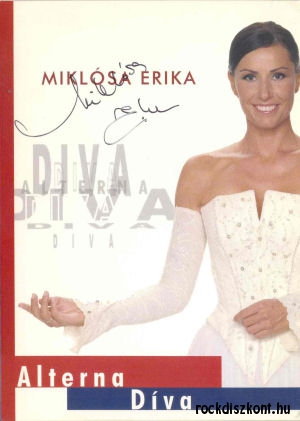 Miklósa Erika - Alterna Díva - Áriaest a Zsámbéki Romtemplomban DVD