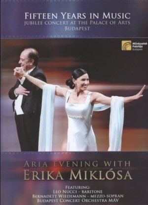 Miklósa Erika - Tizenöt év zenében - Aria Evening With DVD