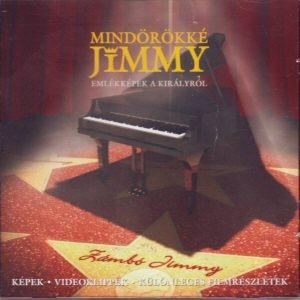 Zámbó Jimmy - Mindörökké Jimmy - Emlékképek a királyról DVD
