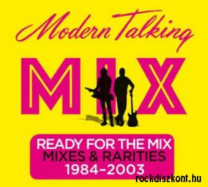 Modern Talking - Ready For The Mix (Mixes & Rarities 1984-2003) 180 gram Vinyl LP