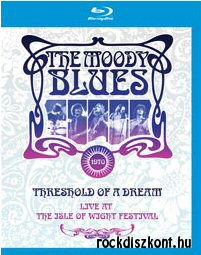 Moody Blues - Threshold of a Dream - Live at the Isle of Wight Festival 1970 BD (Blu-ray Disc)