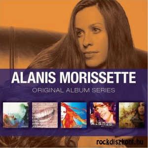 Alanis Morissette - Original Album Series 5CD Box
