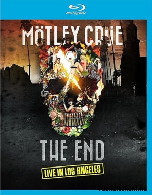 Mötley Crüe - The End - Live in Los Angeles (Blu-ray)