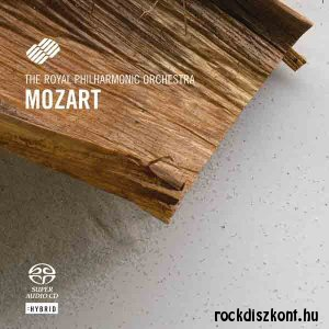 Wolfgang Amadeus Mozart - Concerto for Flute - Clarinet Concerto SACD