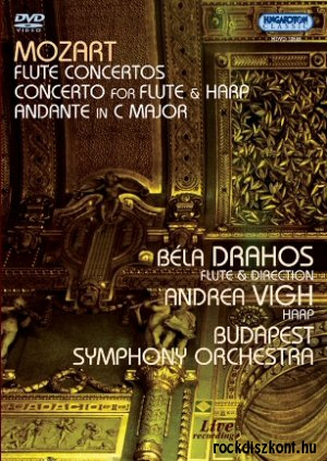 Mozart - Flute Concertos - DVD