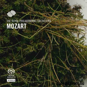 Wolfgang Amadeus Mozart - Horn Concerto Nos 1-4 - SACD