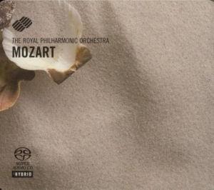 Wolfgang Amadeus Mozart - Symphony No 36 & No 39 - SACD