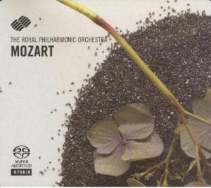 Wolfgang Amadeus Mozart - Piano Concerto No 20 & 27 - SACD