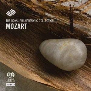 Wolfgang Amadeus Mozart - Piano Sonata No 5 & No 14 & No 17 - SACD