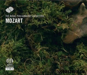 Wolfgang Amadeus Mozart - Symphony No 40 & No 41 - SACD