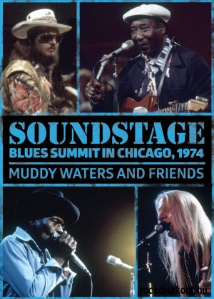Muddy Waters and Friends - Soundstage: Blues Summit In Chicago, 1974 - DVD