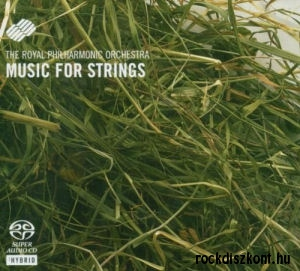 Tchaikovsky + Grieg + Mozart - Music for Strings SACD