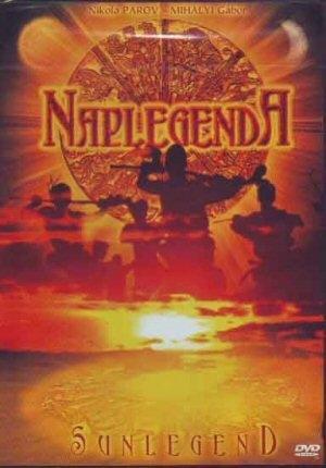 Nikola Parov - Mihályi Gábor - Naplegenda / Sunlegend DVD