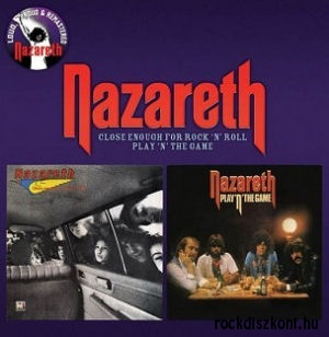 Nazareth - Close Enough for Rock 'n' Roll / Play 'n' the Game CD