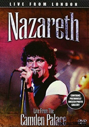 Nazareth - Live from the Camden Palace (Live from London) DVD