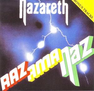 Nazareth - Razamanaz (+5 Bonus) CD