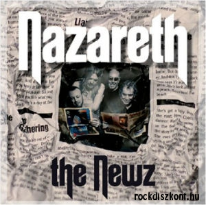 Nazareth - The Newz CD