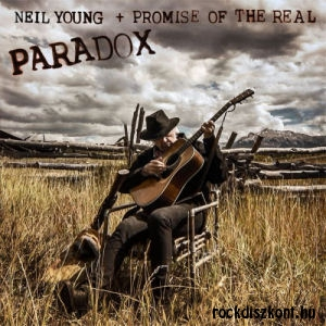 Neil Young + Promise of the Real - Paradox CD