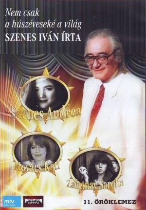 Nem csak a húszéveseké a világ - Szenes Iván írta - 11. rész DVD