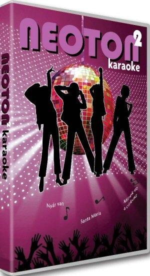 Neoton - Karaoke 2. - DVD