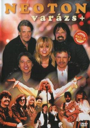 Neoton Família - Neoton Varázs+ DVD+Single CD
