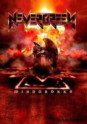 Nevergreen - Mindörökké (Live - Gothica 2003) DVD