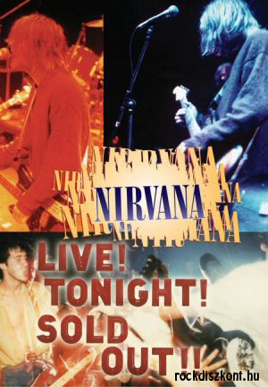 Nirvana - Live! Tonight! Sold Out!! DVD