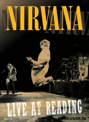 Nirvana - Live At Reading DVD