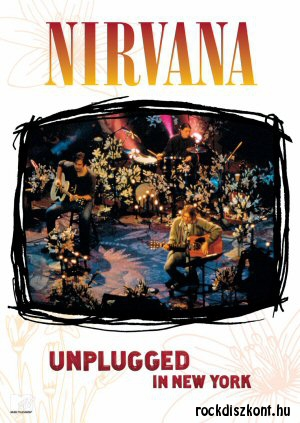 Nirvana - Unplugged In New York 1994 DVD