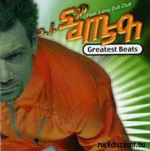 O.J. Sámson - Feat. Lions Dub Club - Greatest Beats CD