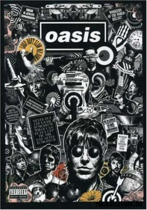 Oasis - Lord Dont Slow Me Down - 2 DVD