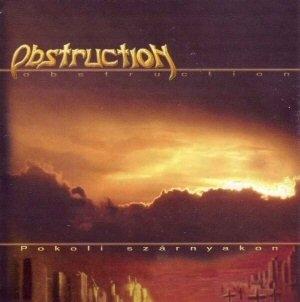 Obstruction - Pokoli szárnyakon EP CD