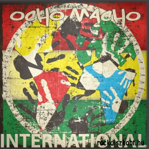 Ocho Macho - International (kartontokos) CD